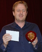 Derek Clew, Open Grand Prix runner-up